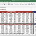 2018 Mlb Schedule Spreadsheet Pertaining To Z2018 Mlb Prospect Spreadsheet  Fantasyrundown