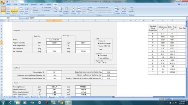3 Phase Separator Sizing Spreadsheet Pertaining To Three Phase Separator Sizing Spreadsheet – Spreadsheet Collections