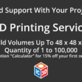 3D Printing Cost Calculator Spreadsheet With 3D Printer Job Cost Calculator  Ic3D Printers