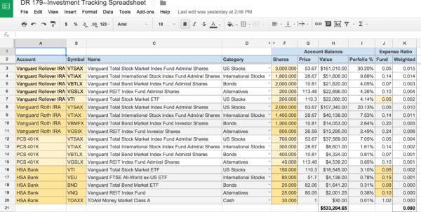 401k projection spreadsheet