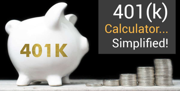 401k projection spreadsheet  401K Projection Spreadsheet With 401K Calculator  Simplified 401K Projection Spreadsheet Google Spreadshee