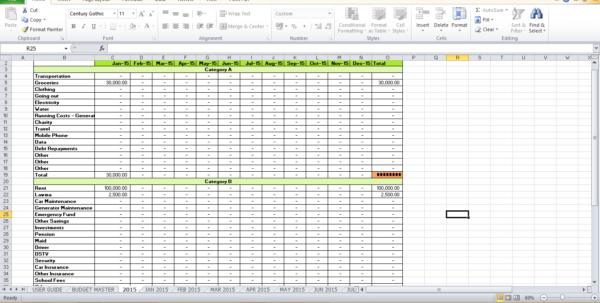 50 30 20 Budget Excel Spreadsheet With Regard To 50 30 20 Budget Worksheet  Homebiz4U2Profit