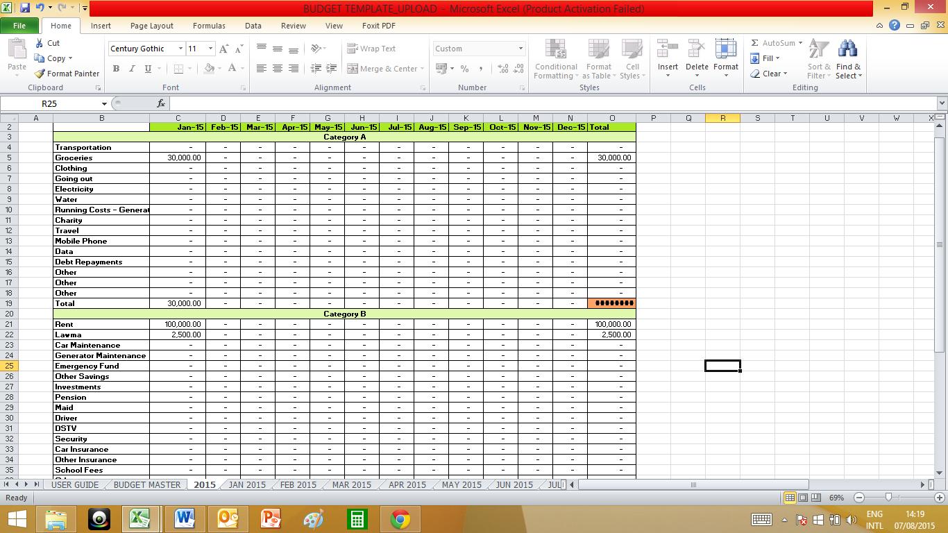 50 30 20 Budget Spreadsheet Template Pertaining To 50 30 20 Budget Worksheet  Homebiz4U2Profit