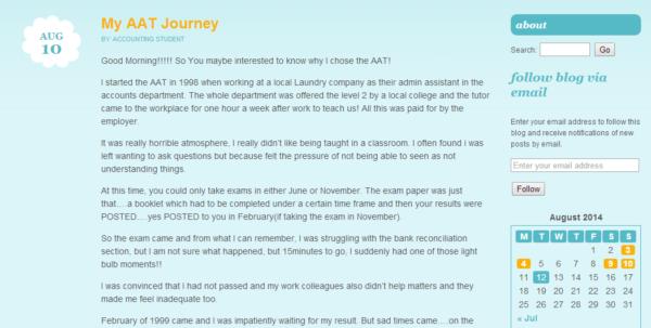Aat Spreadsheet Exam For Student Blog Archives  Premier Training