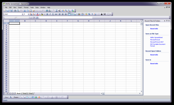 Ability Spreadsheet For Ability Spreadsheet File Extensions