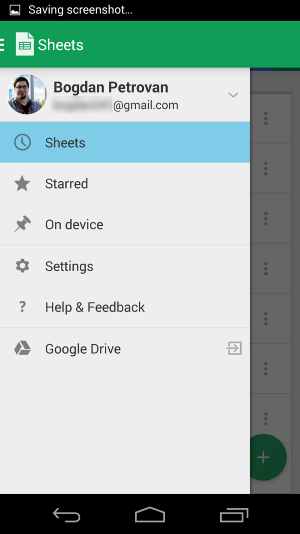 Ability Spreadsheet Pertaining To Google Docs And Sheets Get Big Updates With New Ui, Ability To