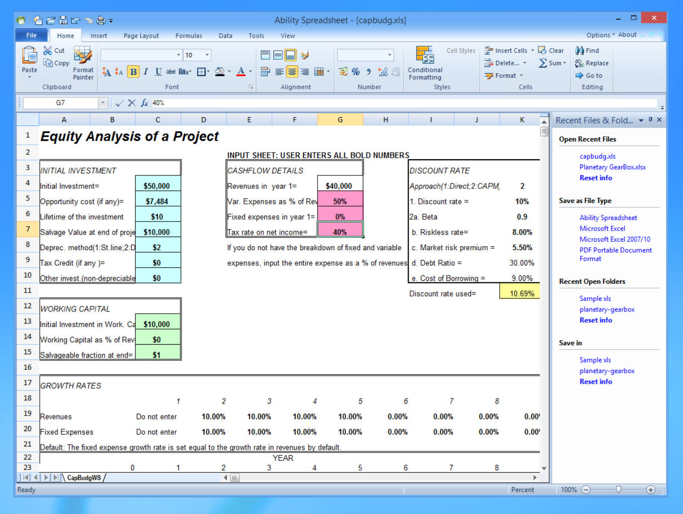 Ability Spreadsheet Regarding Get Ability Office 6 Standard, Worth $29.95, For Free At