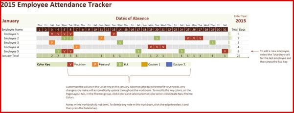 Absence Tracking Spreadsheet In Awesome Absence Tracking Spreadsheet  Wing Scuisine