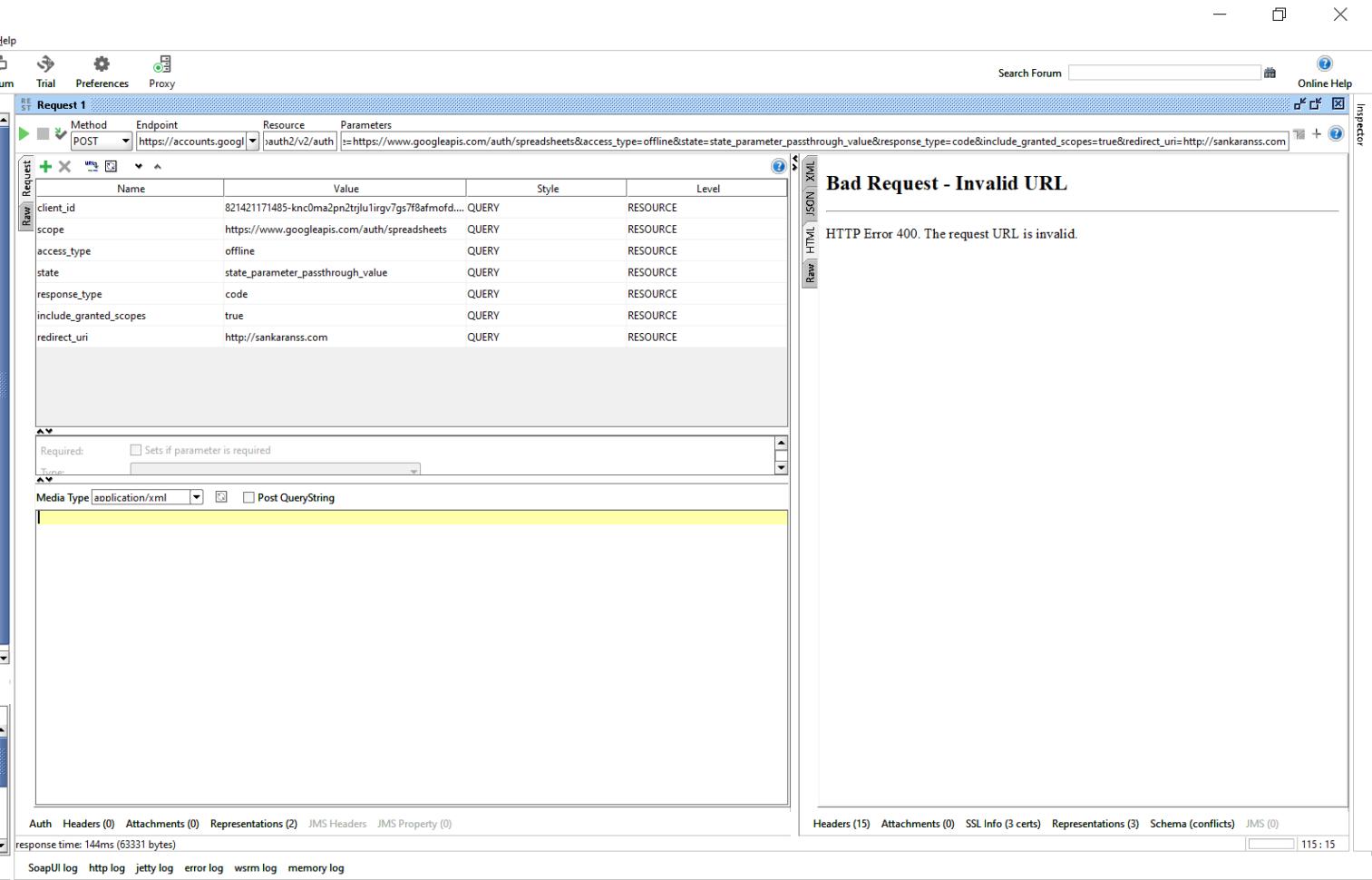 Access Spreadsheet Inside Get Access Token For Google Spreadsheet  Stack Overflow