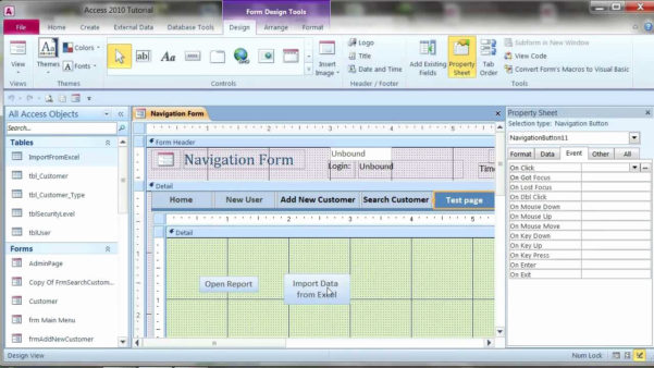 Access Spreadsheet Pertaining To Convert Excel Spreadsheet To Access Database 2010 For Excel To