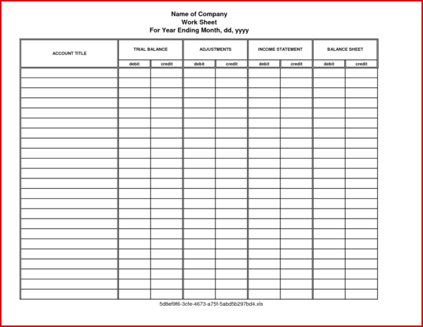 Account Balance Spreadsheet Template Throughout New Accounting Balance Sheet Template Excel  Wing Scuisine