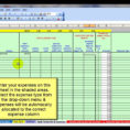 Account Keeping Excel Spreadsheet Within How To Keep Accounts In Excel  Homebiz4U2Profit