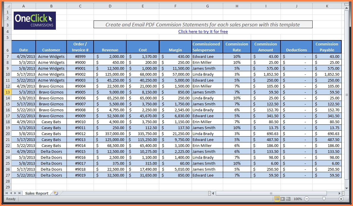 Accounts Payable Spreadsheet Example Pertaining To Example Of Accountseceivable Spreadsheet Template
