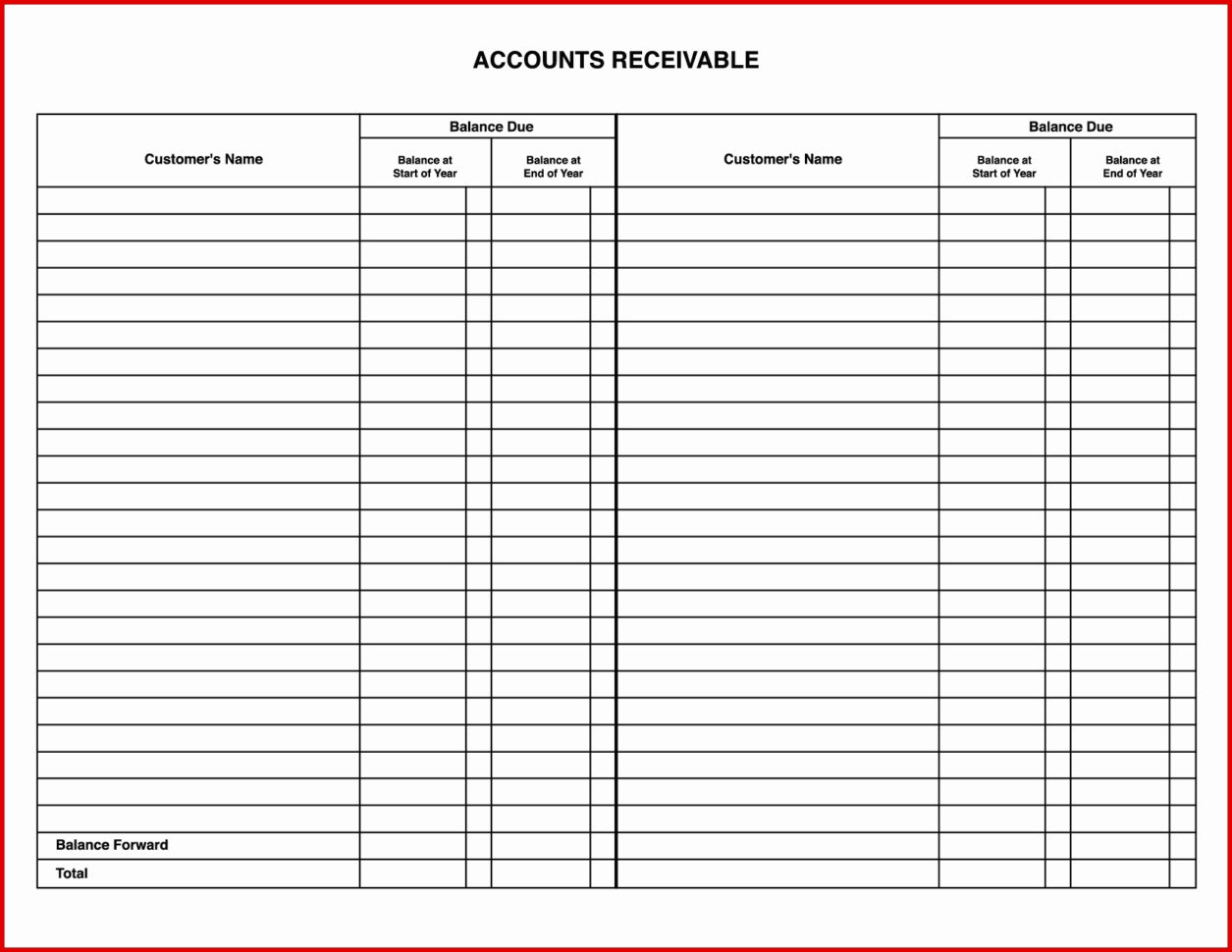 Accounts Payable Spreadsheet Example With Accounts Payable Template  Charlotte Clergy Coalition