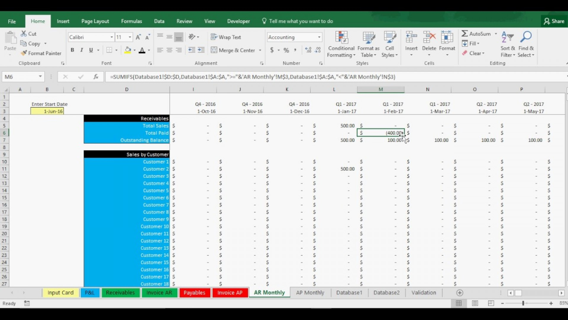 Accounts Payable Spreadsheet Template Free Throughout 015 Accounts Receivable Excel Spreadsheet Template Ideas Free