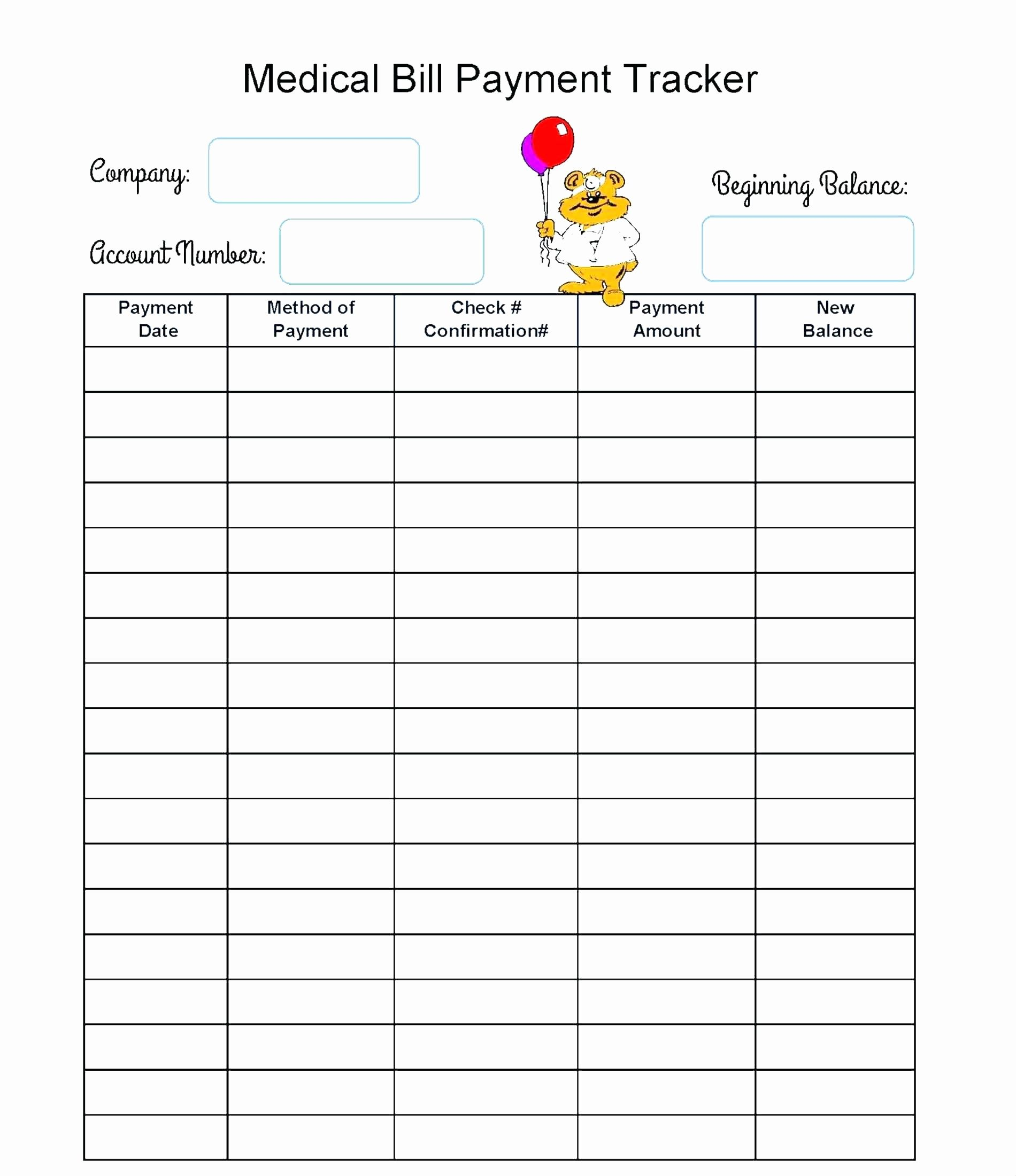 accounts payable spreadsheet template free throughout