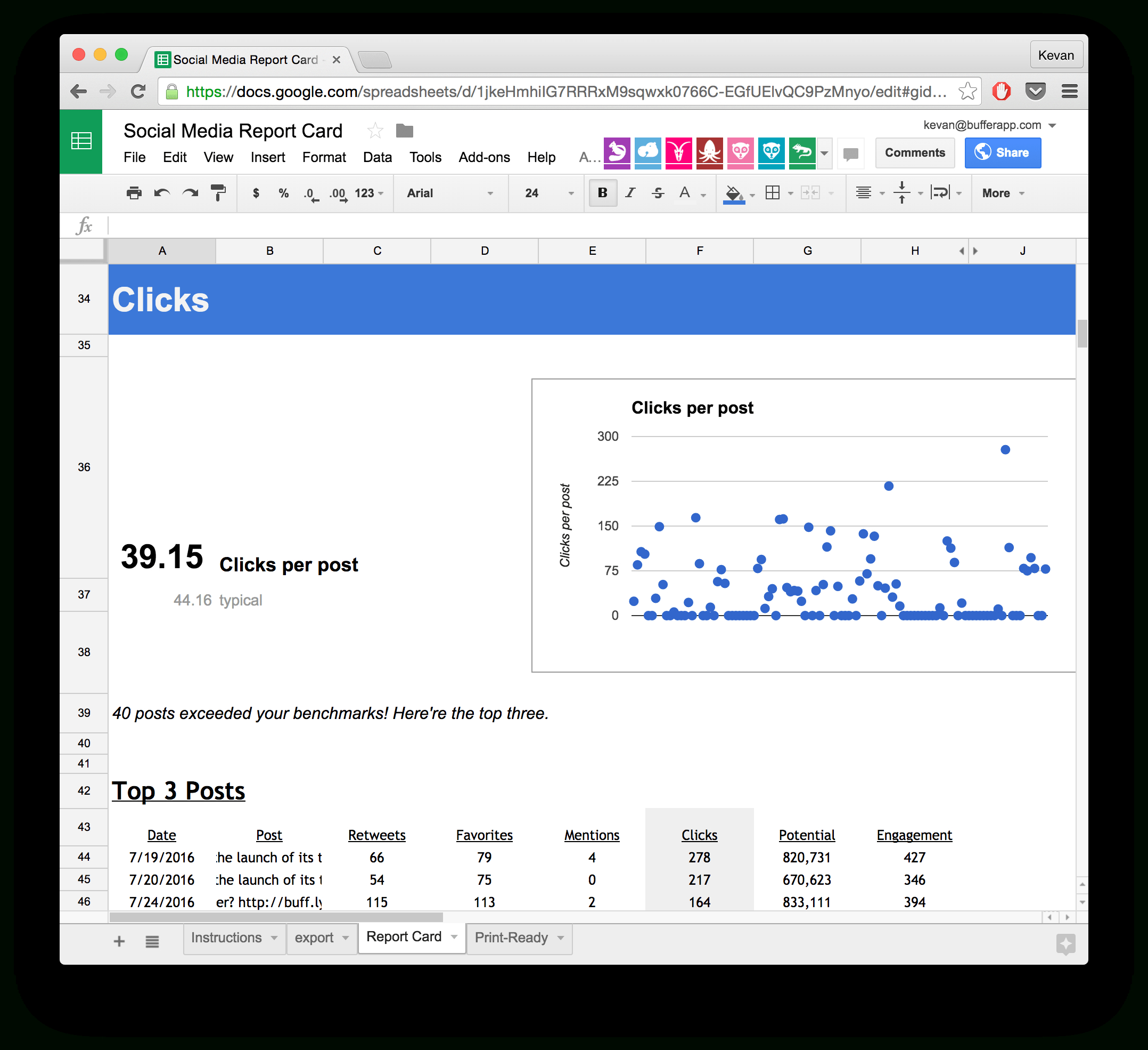 Affiliate Marketing Spreadsheet Throughout 10 Readytogo Marketing Spreadsheets To Boost Your Productivity Today
