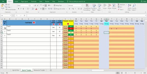 Agile Capacity Planning Spreadsheet Regarding Maxresdefault Sprint Capacity Planning Excel Template Agile