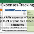 Airbnb Budget Spreadsheet Regarding Expense Tracker  Etsy