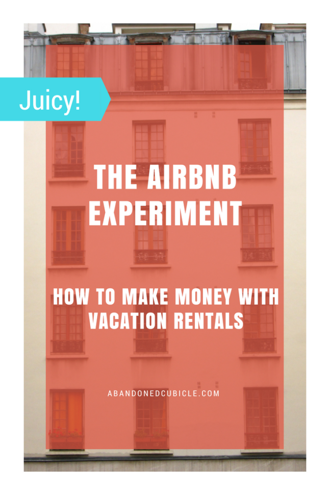 Airbnb Investment Spreadsheet Pertaining To Airbnb Experiment: My Adventure In Vacation Rental Investing