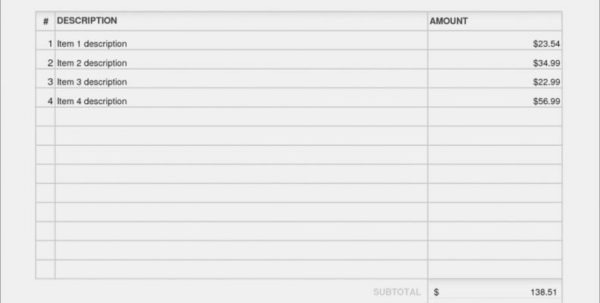 airbnb spreadsheet template