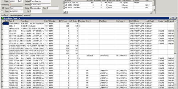 Aircraft Maintenance Spreadsheet Within Aircraft Maintenance Tracking Spreadsheet Free Laobing Kaisuo