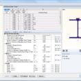 Aisc Crane Beam Design Spreadsheet With Craneway: Craneway Girder Design Acc. To Eurocode 3  Dlubal Software