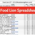 Aldi Price List Spreadsheet 2018 For Food Lion Spreadsheet 2/7  2/13  Moola Saving Mom Aldi Price List Spreadsheet 2018 Printable Spreadshee Printable Spreadshee aldi price list spreadsheet 2018 australia