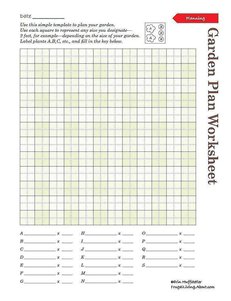 Allotment Growing Calendar Spreadsheet Regarding Free Printable Garden Notebook Sheets