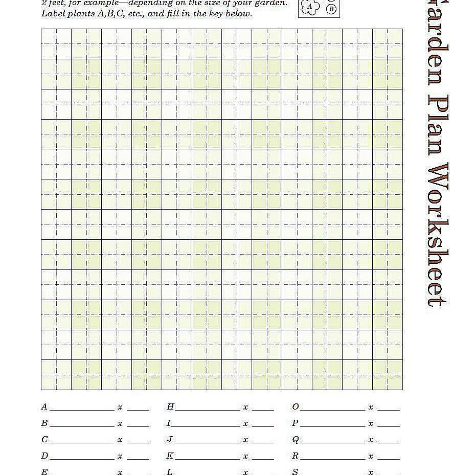 Allotment Growing Calendar Spreadsheet Throughout Free Printable Garden Notebook Sheets