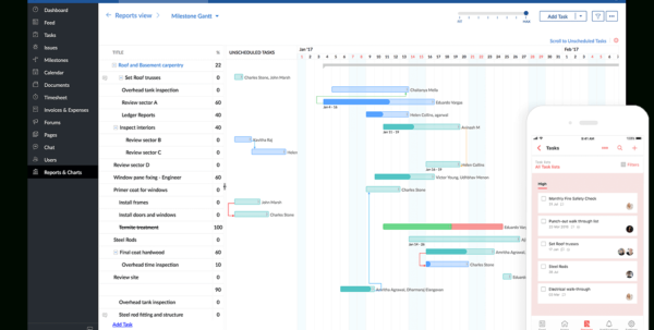 Alternative To Excel Spreadsheet Pertaining To 11 Userfriendly Excel Alternatives  Scoro