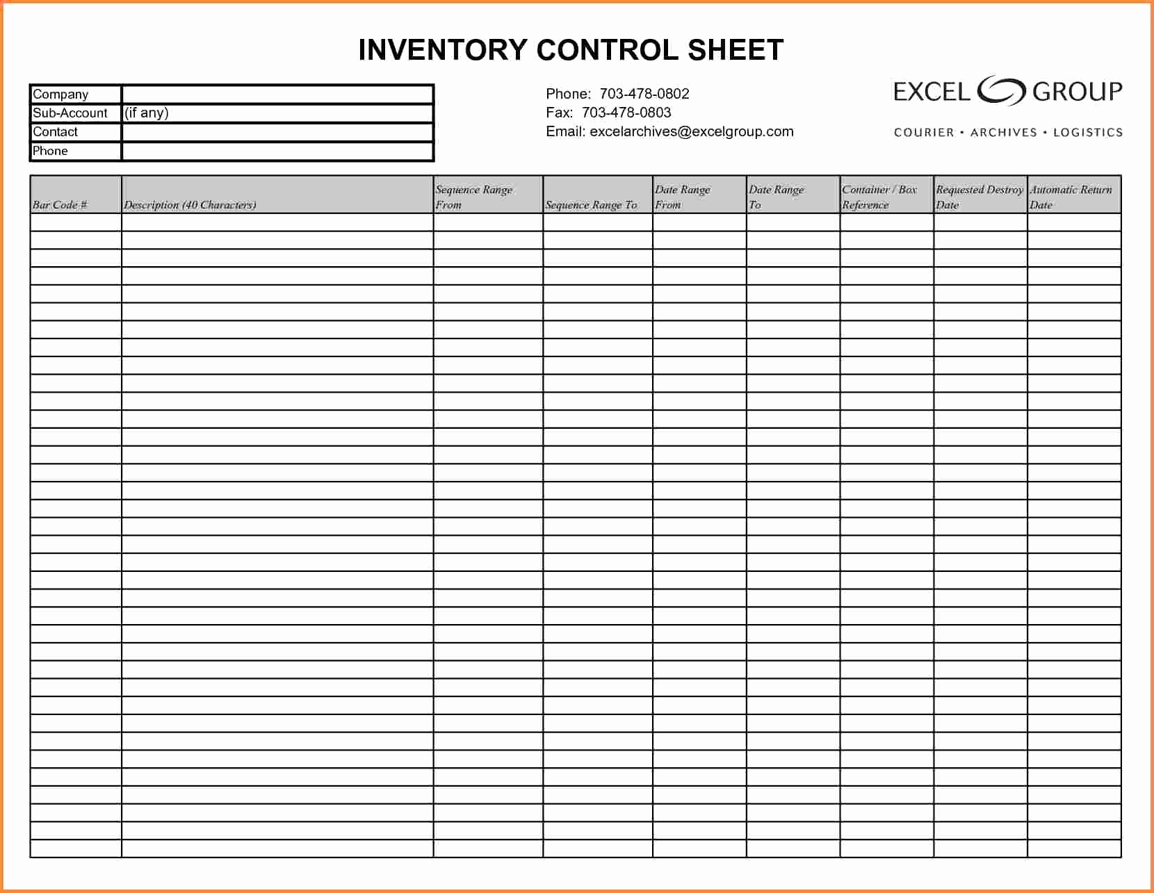 Ammunition Inventory Spreadsheet With Sample Inventory Sheet  Charlotte Clergy Coalition