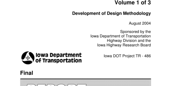 Anchor Block Design Spreadsheet Inside Pdf Development Of Abutment Design Standards For Local Bridge