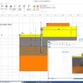 Anchored Sheet Pile Wall Design Spreadsheet Within Sheet Pile Wall Design  Spw