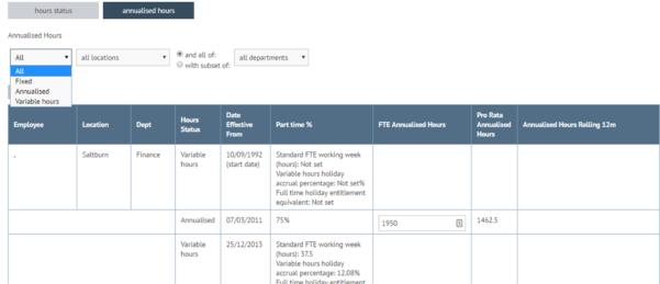 Annualised Hours Spreadsheet Regarding Annualised Hours  Myhrtoolkit