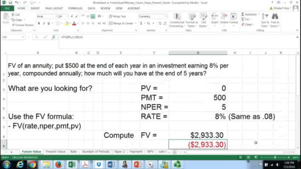 Annuity Spreadsheet Inside Annuity Equation Excel And Deferred Annuity Calculator Excel
