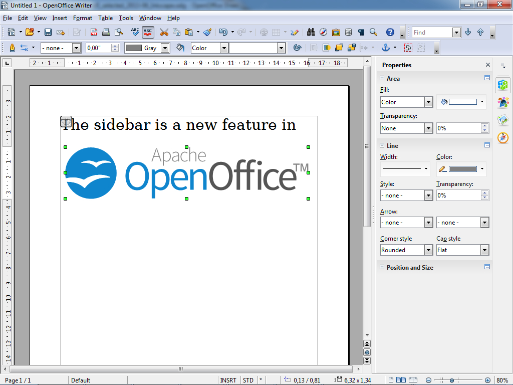 Apache Spreadsheet Software In Apache Openoffice Portable 4.1.5 Free Download  Software Reviews