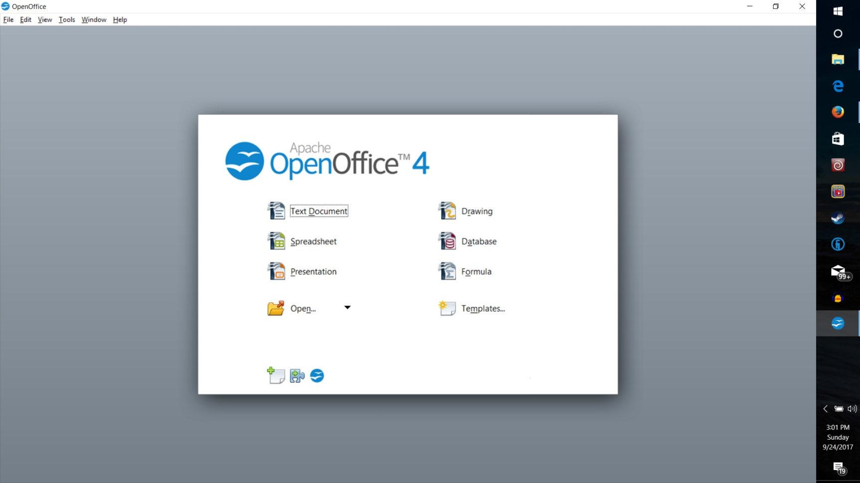 Apache Spreadsheet Software Regarding Apache Open Office Review: The Original Office Alternative  Pcworld