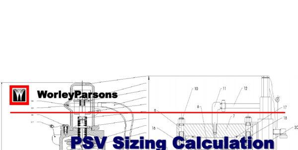 Api 520 Psv Sizing Spreadsheet In 124479095 Psv Calculation Ppt  [Pdf Document] Api 520 Psv Sizing Spreadsheet Google Spreadsheet