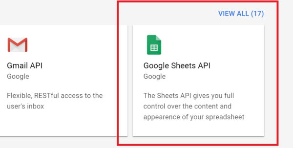 Api Enabled Spreadsheets Within How To Display A Single Cell In Google Sheets In Wordpress:wp Tweaks