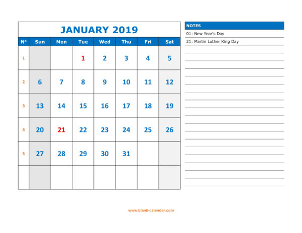 Appointment Spreadsheet Free Intended For Free Download Printable Calendar 2019, Large Space For Appointment