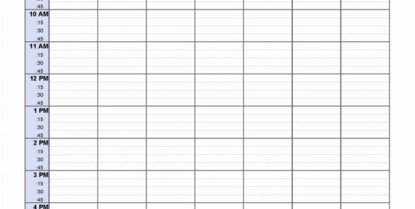 Appointment Spreadsheet Free With Regard To Scheduling Spreadsheet Employee Appointment Template Schedule Excel
