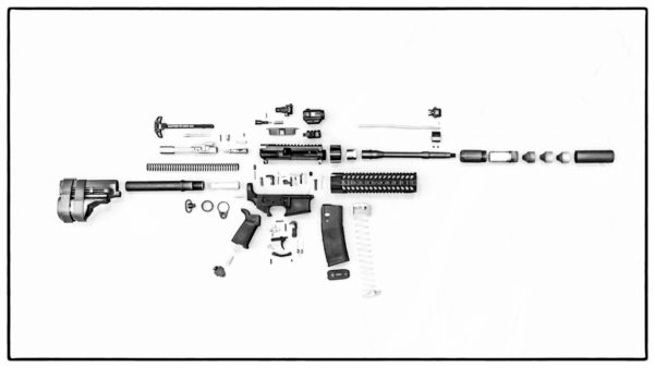 Ar 15 Parts List Spreadsheet With Regard To Ar15 Parts Weights Database The Firearm Blog