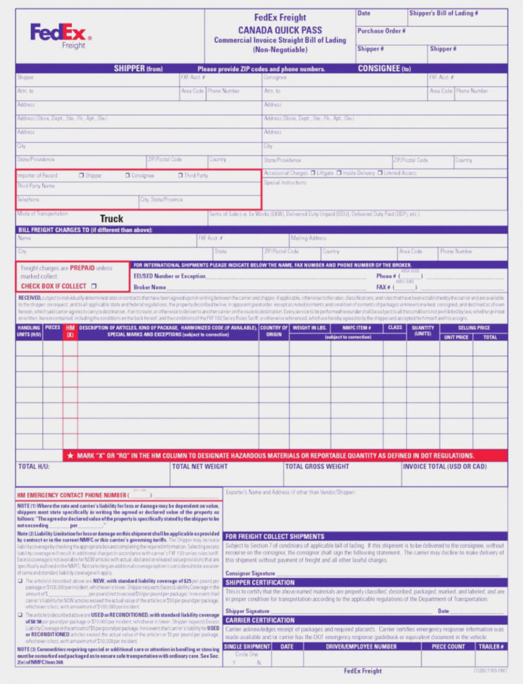 Area Code Spreadsheet Within Bill Of Lading Template Excel 2018 Free New Lovely Straight Short