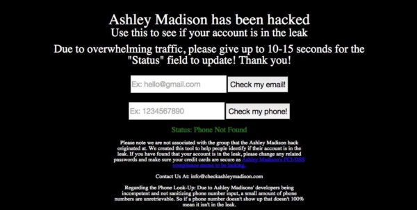 Ashley Madison Louisiana List Spreadsheet With Regard To How To Check If Your Significant Other Used Ashley Madison To Cheat