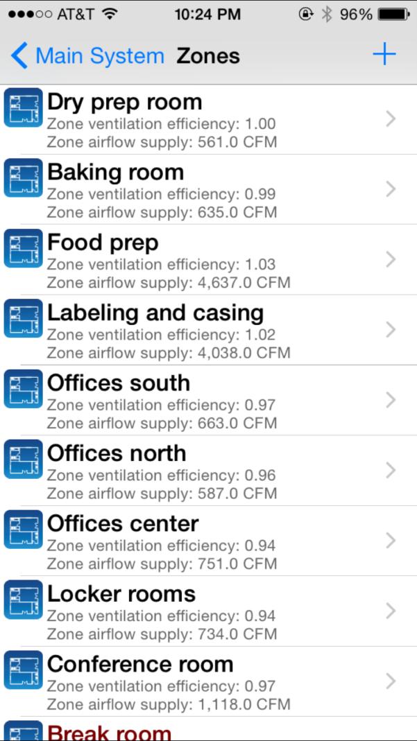 Ashrae 62.1 2013 Ventilation Calculator Spreadsheet Throughout Carmel Software Corporation  Ashrae Hvac 62.1 Ios App