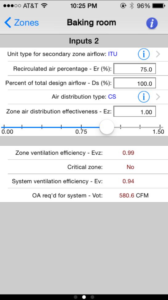 Ashrae 62.1 2013 Ventilation Calculator Spreadsheet With Carmel Software Corporation  Ashrae Hvac 62.1 Ios App