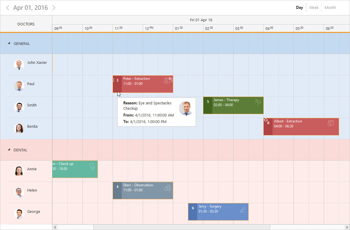 Asp Net Spreadsheet Control Within Scheduler Control For Asp Mvc Jquery  Syncfusion