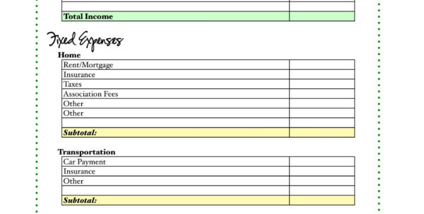 Assisted Living Budget Spreadsheet In Free Budget Worksheet Pinterest Budgeting Assisted Living