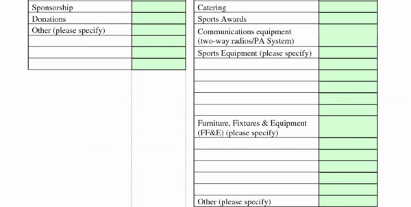 Athletic Director Budget Spreadsheet With 020 Event Budget Template Excel Ideas Of ~ Ulyssesroom